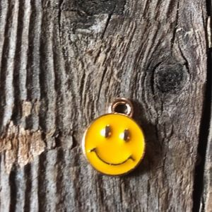 ❤️4 for $25❤️ Gold Plated Enamel Charm